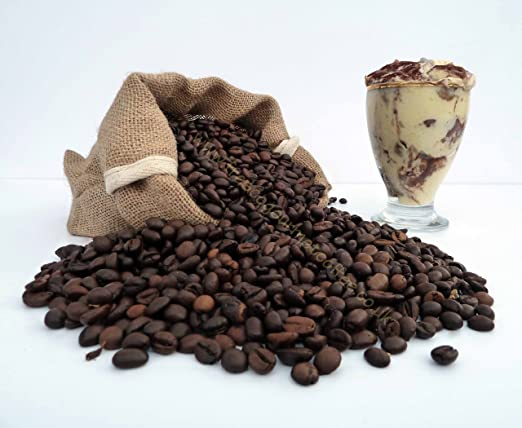 Tiramisú con sabor a café, 200 g, Beans