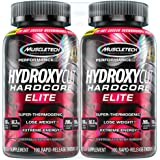 Hydroxycut Hardcore Elite Weight Loss Supplement, Designed for Hardcore Weight Loss, Energy & Enhanced Focus, 100…
