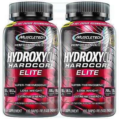 Hydroxycut Hardcore Elite Weight Loss Supplement
