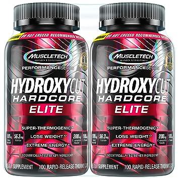 Hydroxycut sirve para quemar grasa