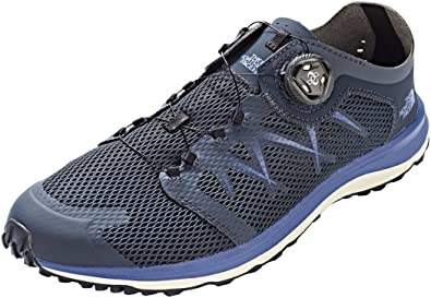 4e260b84427 The North Face Litewave Flow Boa - Chaussures Homme - Bleu Pointures US 12