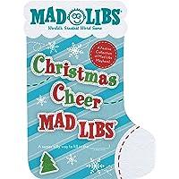 Christmas Cheer Mad Libs [Idioma Inglés]: World's Greatest Word Game