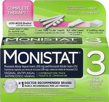¿Qué sucede si usa monistat sin infección por hongos?