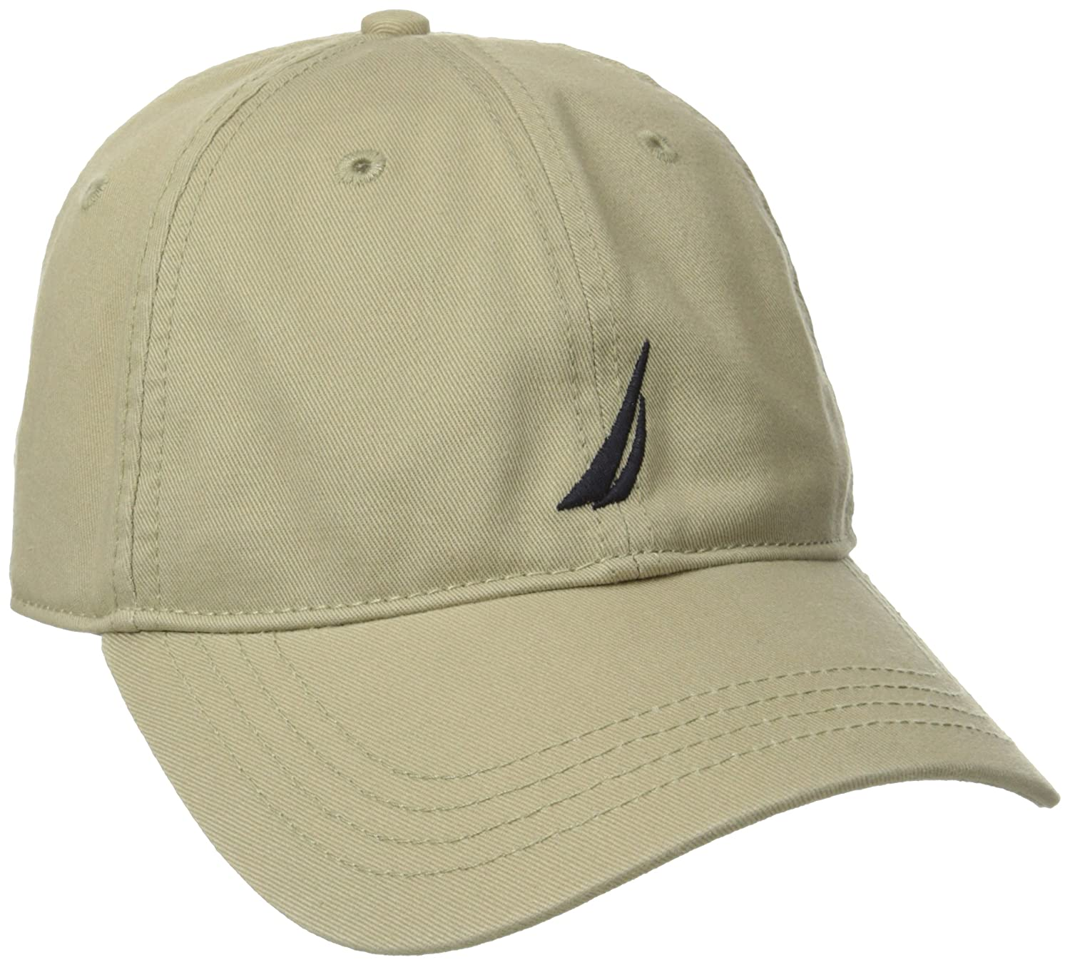 Nautica Men s Twill 6-Panel Cap 9252b82c15fd