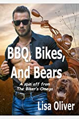 BBQ, Bikes, and Bears: An Alpha and Omega series spin off story Kindle Edition