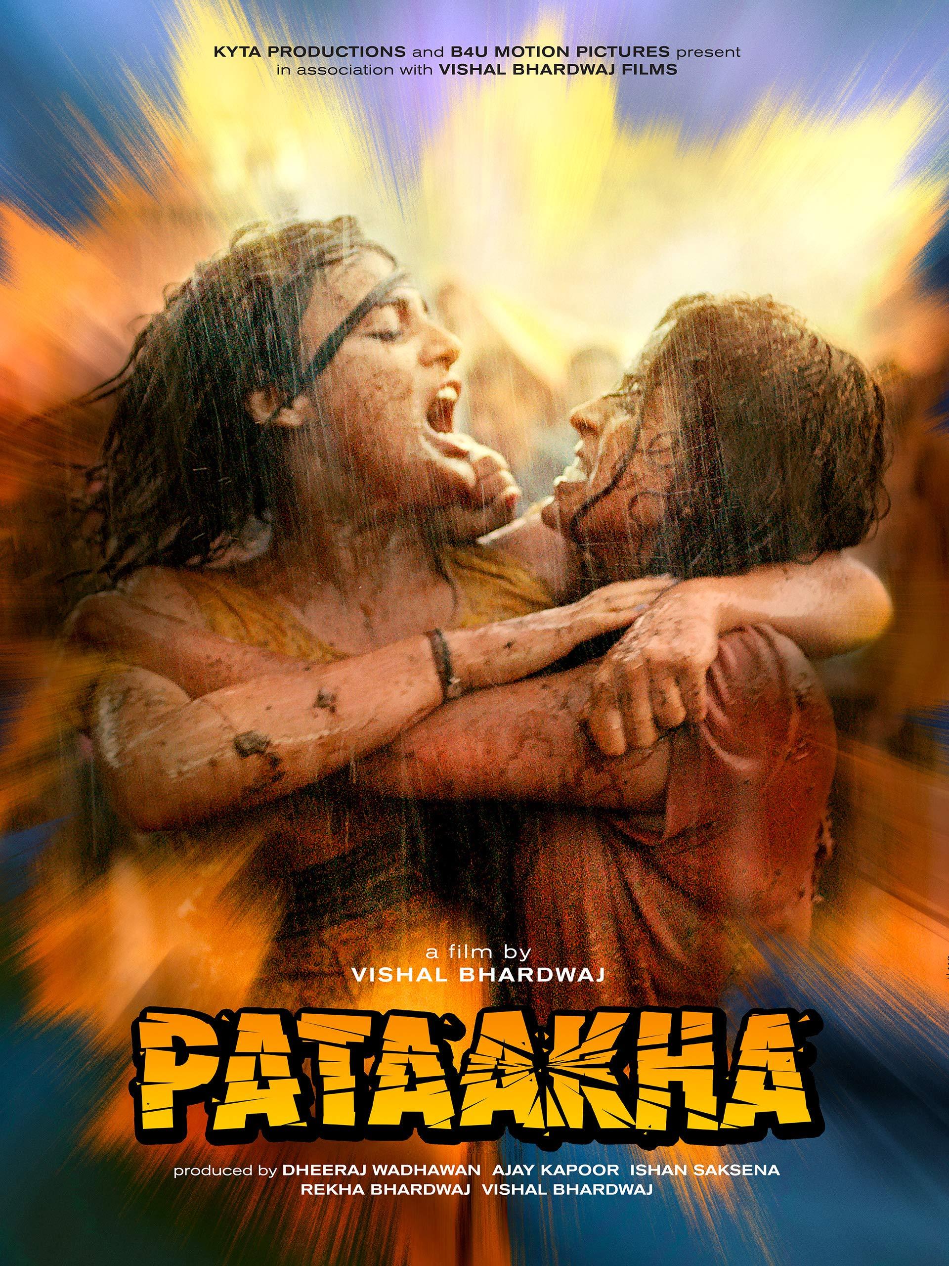 Pataakha (2018) Hindi