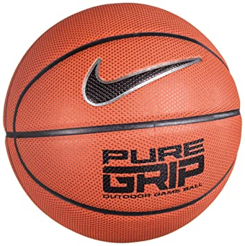 good out x fashion style for whole family Nike ballon de basket-ball pure grip airlock: Amazon.fr ...