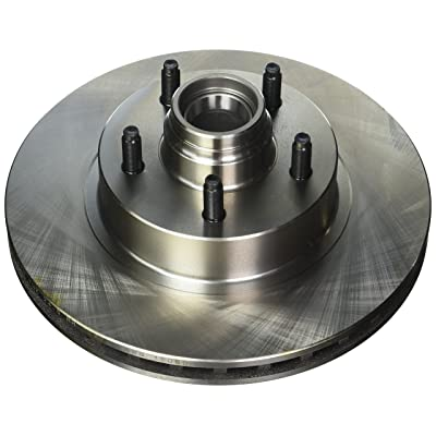 Centric Parts 121.65051 C-Tek Standard Brake Rotor: Automotive