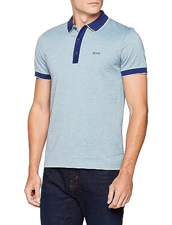 3b1e059ea Amazon.com: Hugo Boss Mens Short Sleeve Polo Shirt Paddy 5 50392665 ...