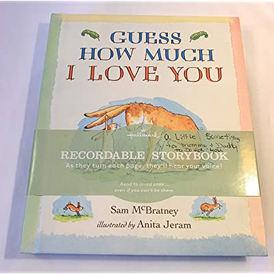 Guess How Much I Love You, Hallmark Recordable Storybook: Toys & Games