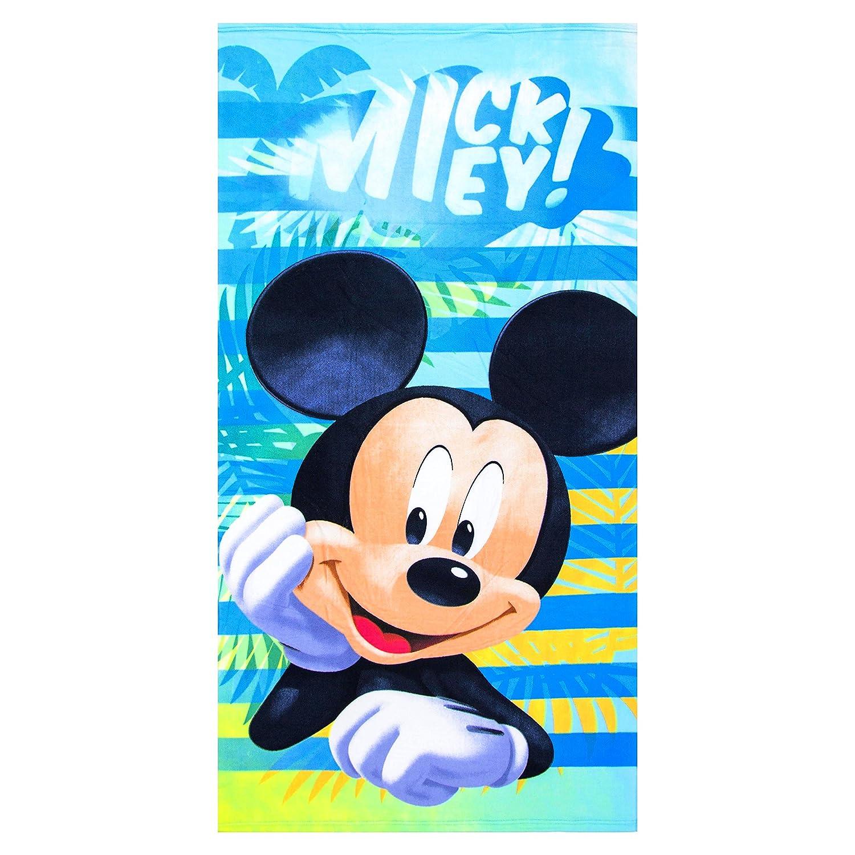 Disney Minnie Mouse Strandtuch Badeduch Handtuch Duschtuch Polyester 70 x 140