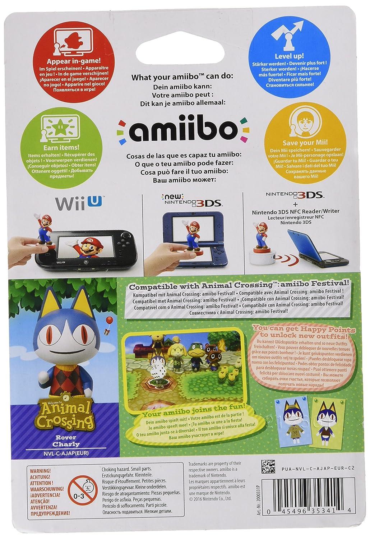 amiibo Animal Crossing Olli Figur [Importación alemana ...