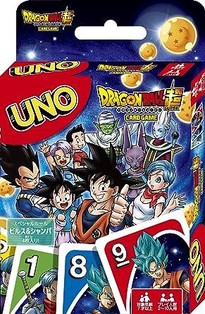 Uno Dragon Ball Super Card Game Goods Japanische Importspiele