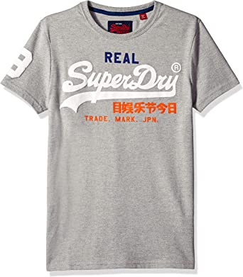 t shirt superdry mens