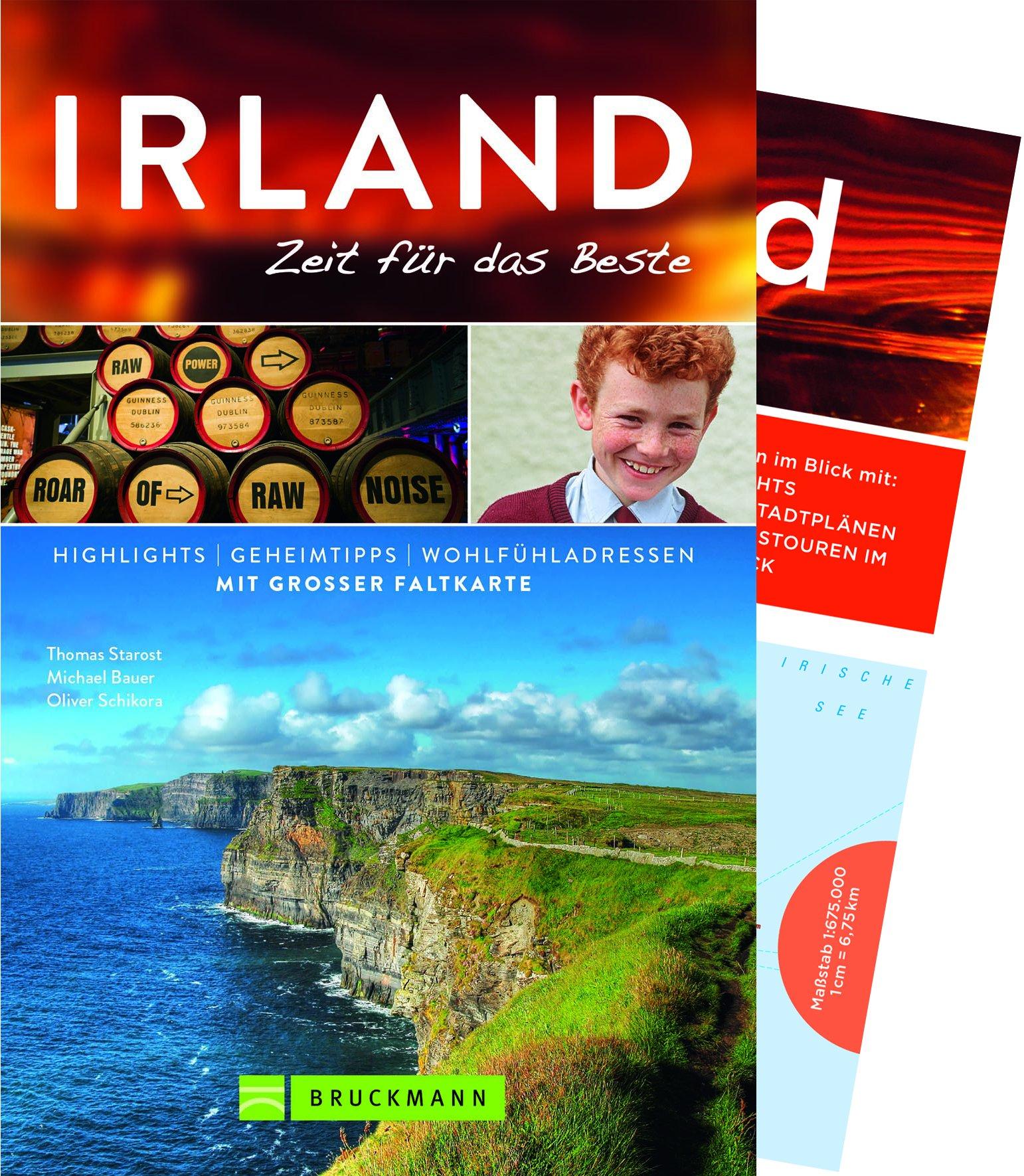 Bruckmann Reiseführer Irland: Zeit für das Beste. Highlights