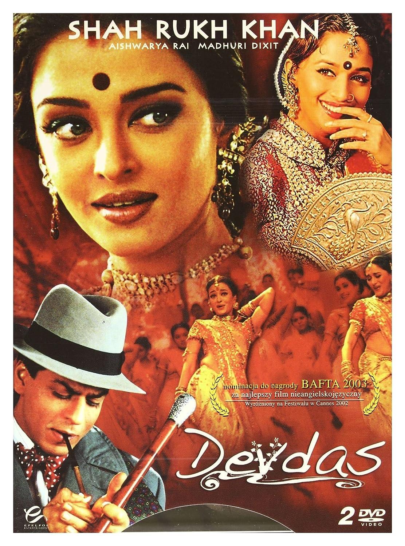 Amazon Com Devdas Digipack 2dvd Import No English Version