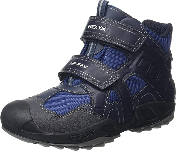azufre Janice Bombardeo  Amazon.com | Geox Unisex-Child Jr New Savage Boy ABX 1 Snow Boot | Snow  Boots