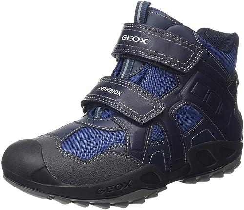 Geox J New Savage Boy D Botas al aire libre para niños