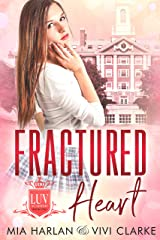 Fractured Heart: A Reverse Harem Fairy Tale Romance (LUV Academy Book 1) Kindle Edition