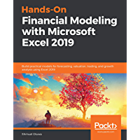 Hands-On Financial Modeling with Microsoft Excel 2019: Build practical models for forecasting, valuation, trading, and…