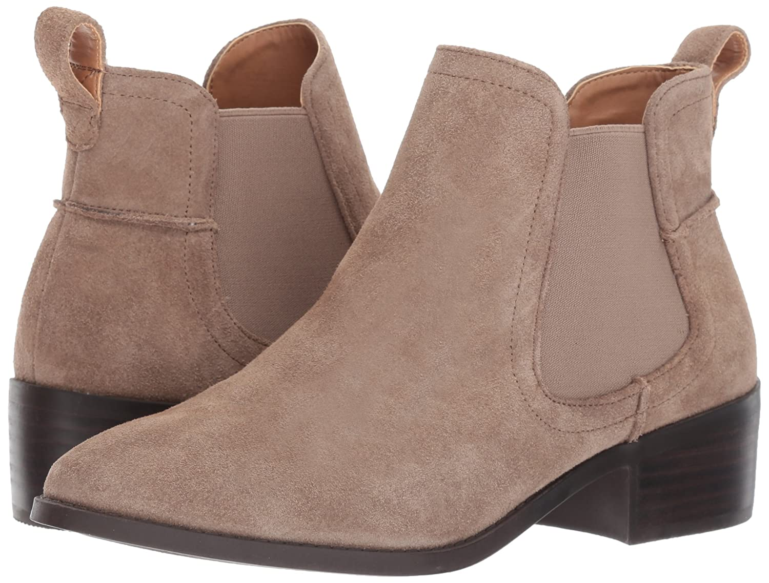 9442135a014 Steve Madden Womens DICEY Leather Closed Toe Ankle Chelsea Boots   Amazon.co.uk  Shoes   Bags