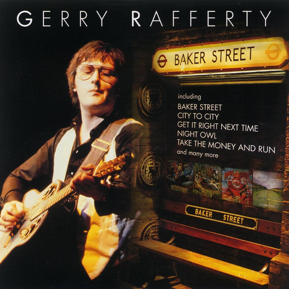 Gerry Rafferty On Amazon Music