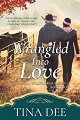 Wrangled Into Love: A Contemporary Inspirational Western Romance (Stories from Wildflower Ranch Book 2) Kindle Edition