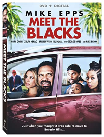 Meet The Blacks [DVD + Digital]