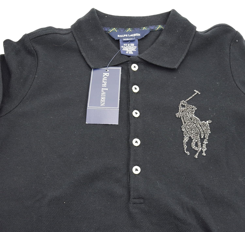Ralph Lauren Camiseta Polo Manga Larga para Niña Art. G10 KSEQU ...