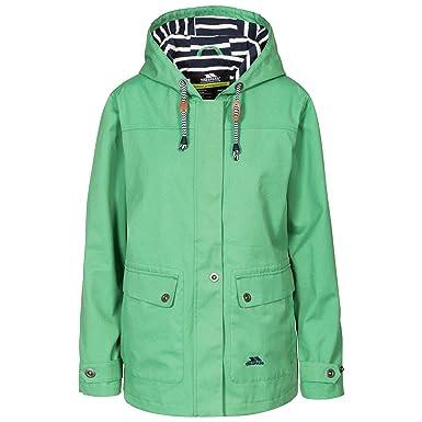 0fd406a74 Trespass Women's Seawater Waterproof Rain Jacket: Amazon.co.uk: Clothing