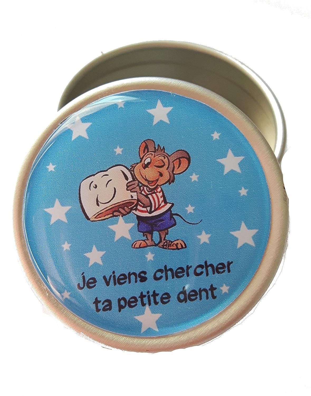 Boîte à dents petite souris Créa03 bd02