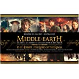 Middle Earth 6-Film Ultimate Collector's Edition (4K Ultra HD + Blu-ray + Digital)