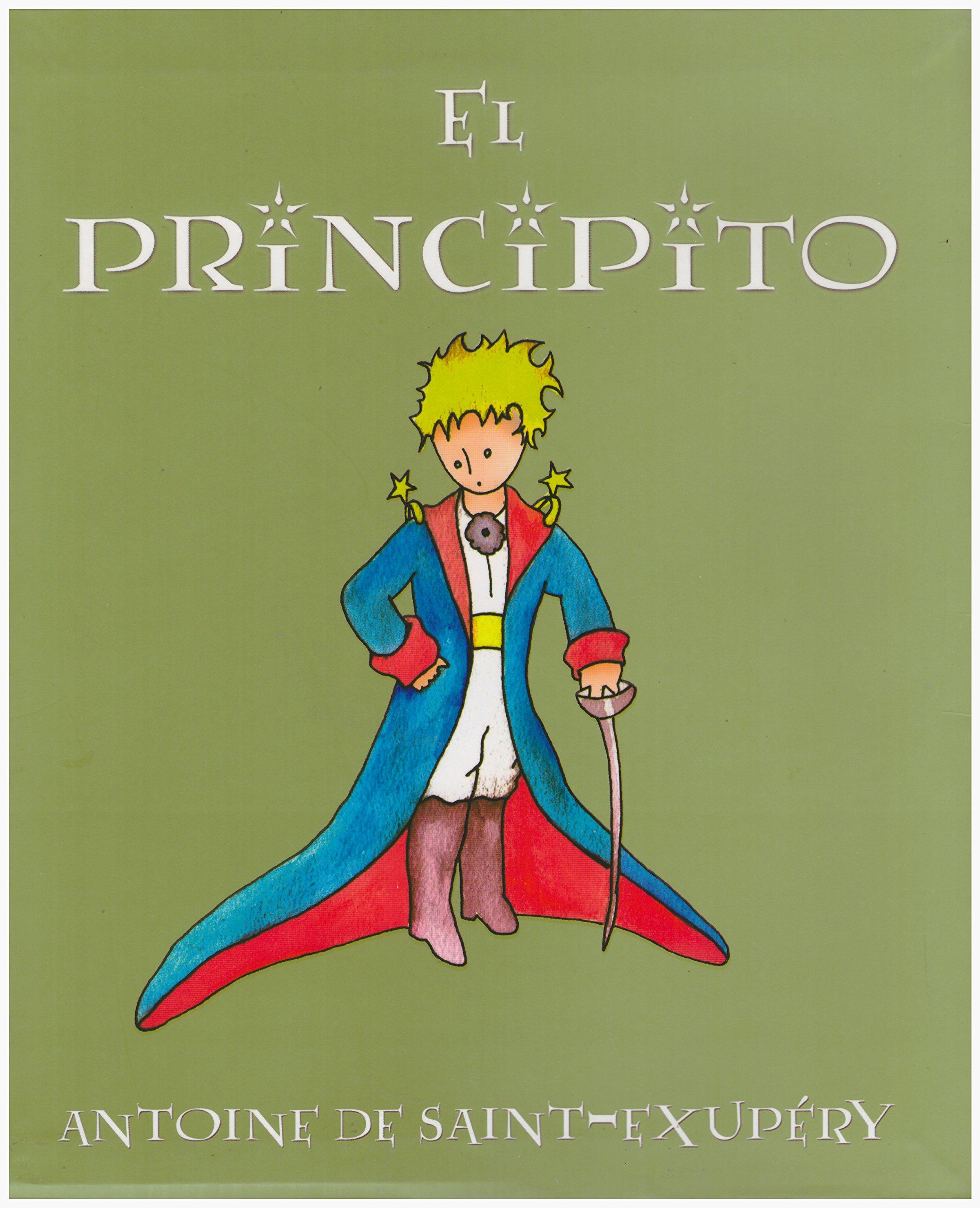 Principito-Ed Lujo Tapa blanda – 1 sep 2016 Antoine De Saint Exupery TOMO 6077201332 Classics