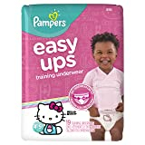 Pampers Easy Ups Training Underwear Size 6 4T-5T 19 Count
