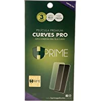 Pelicula HPrime Curves Pro para Samsung Galaxy Watch Active, Hprime, Película Protetora de Tela para Celular…