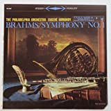 Brahms: Symphony No. 1 in C-Minor, Op. 68 - Eugene Ormandy / The Philadelphia Orchestra