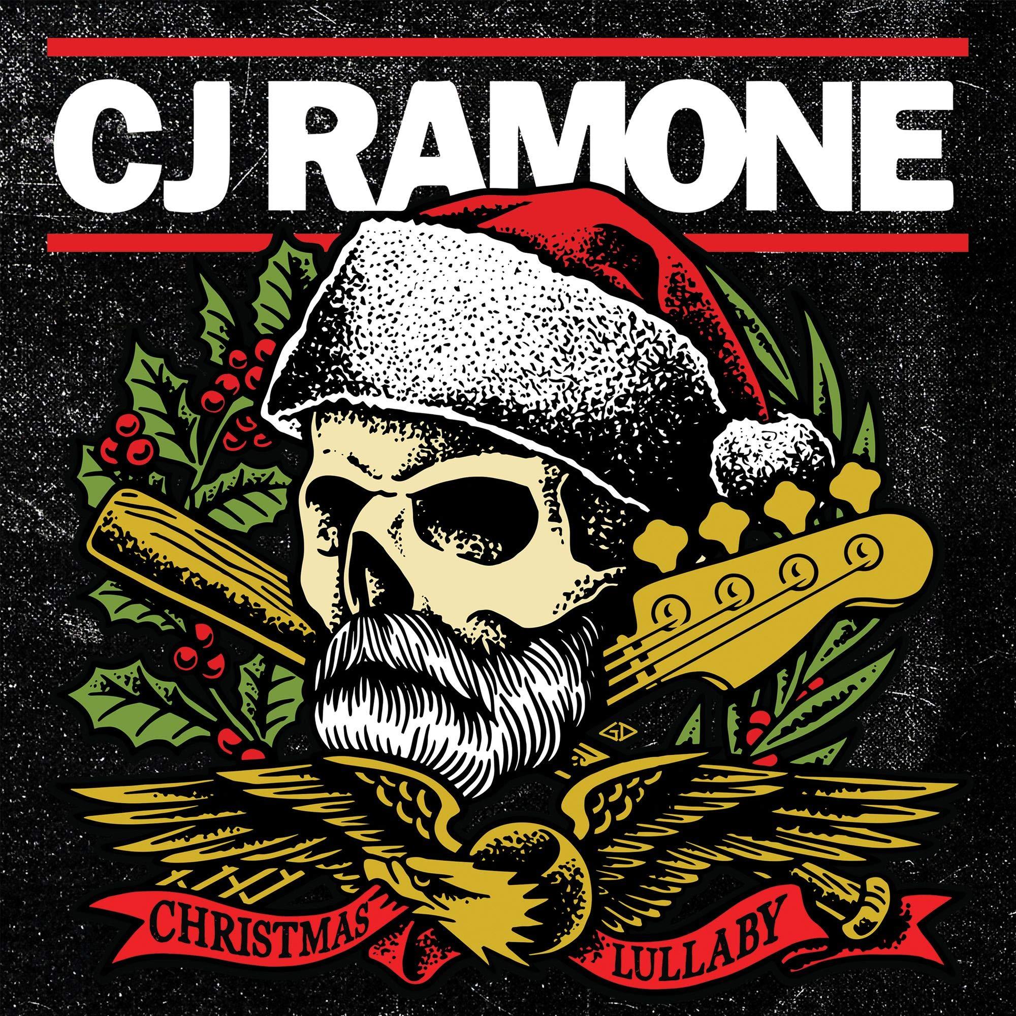 Vinilo : CJ Ramone - Christmas Lullabye (7 Inch Single)