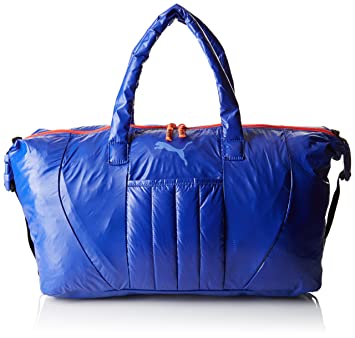 Puma Fit Workout bolsas de deporte azul: Amazon.es: Deportes ...