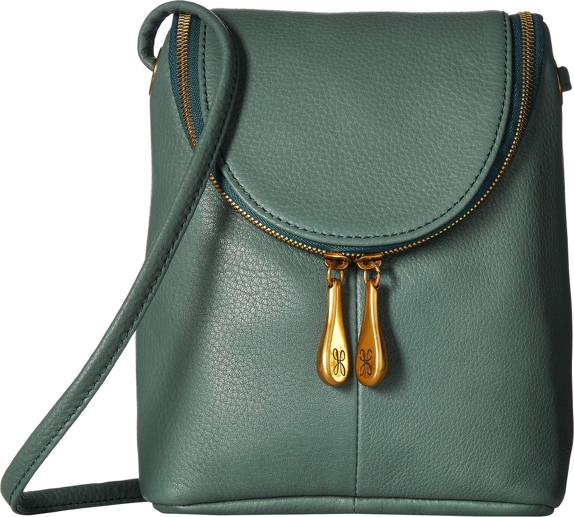 Hobo Women's Leather Fern Crossbody Bag (Meadow)