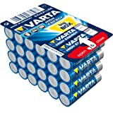 Varta High Energy Batterie AA Mignon Alkaline Batterien LR6 - 24er Pack
