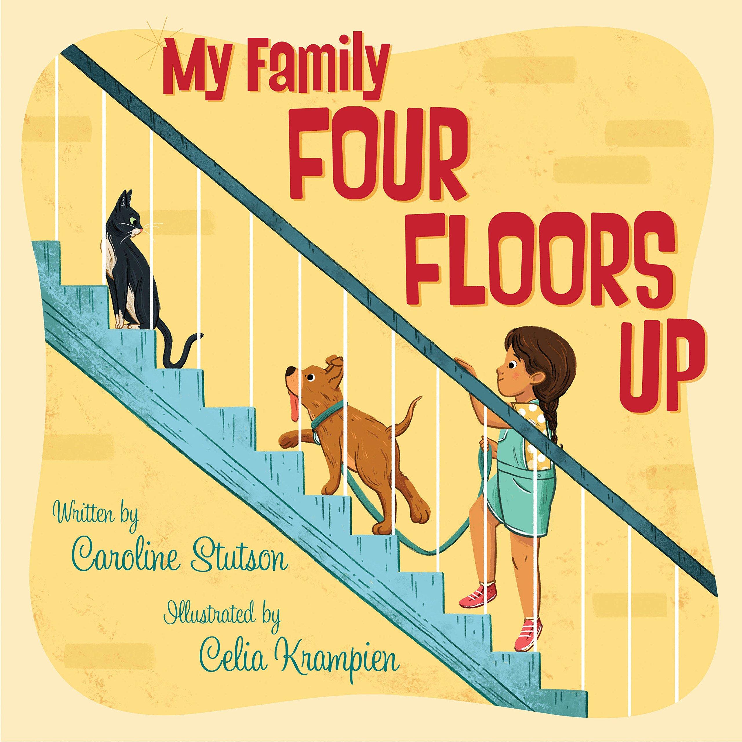 My Family Four Floors Up by Sleeping Bear Press