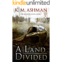 A Land Divided (The Blood of Kings Book 1) (English Edition)