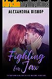 Fighting for Jax (Marlowe #4) (The Pop Punk Rock Stars)