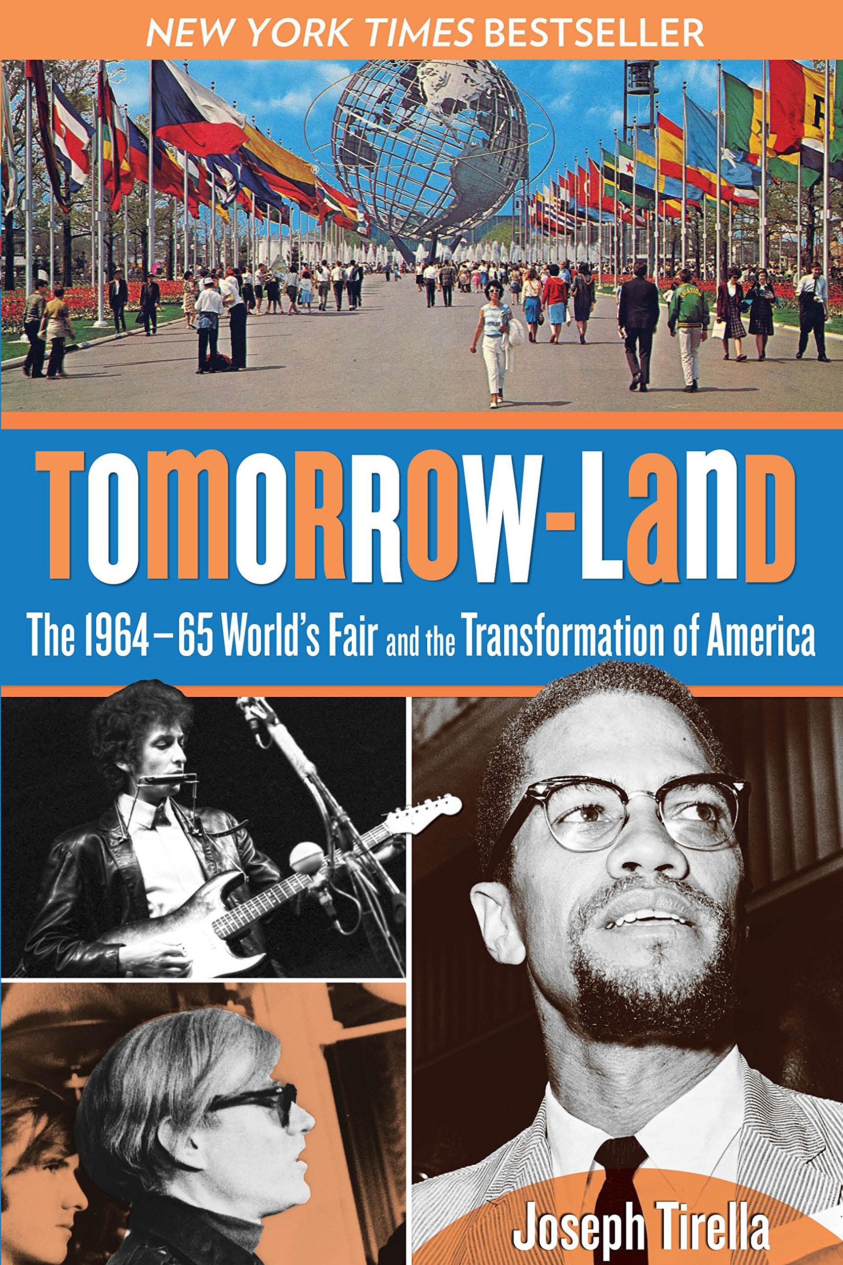 Tomorrow Land 1964 65 Worlds Transformation America