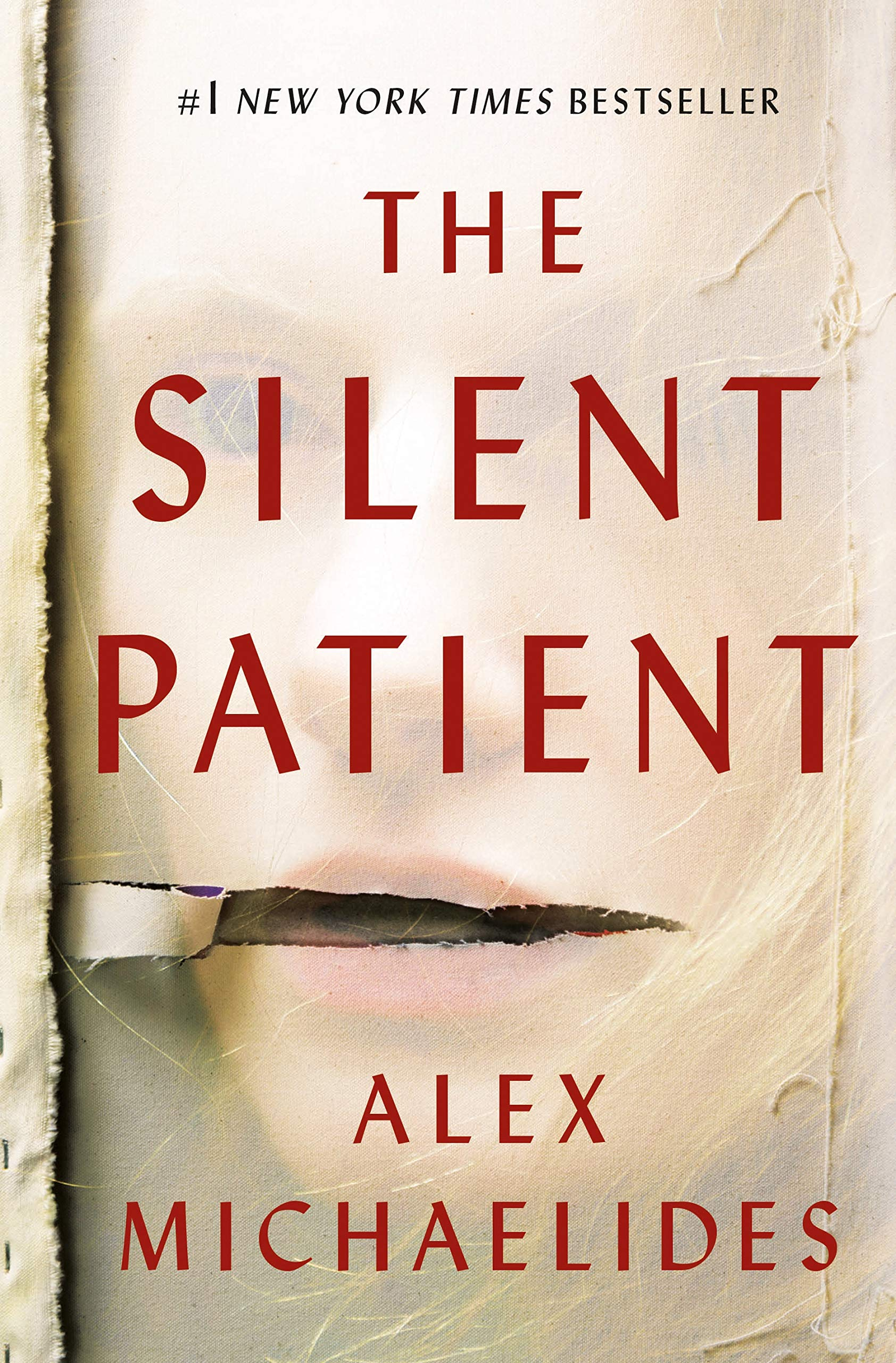 Amazon.com: The Silent Patient (9781250301697): Michaelides, Alex: Books