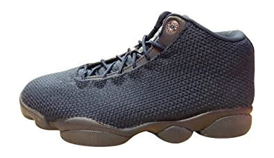 Nike Air Jordan Horizon Low Mens Basketball Trainers 845098 Sneakers Shoes  (US 10, obsidian