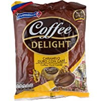 Amazon.com deals on 50-Ct Colombina Coffee Delight Colombian Coffee Hard Candy