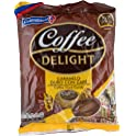 50-Pack Colombina Coffee Delight 100% Colombian Coffee Hard Candy Candies