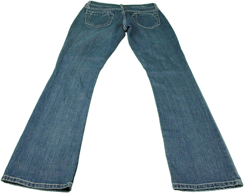 Marlow Ladies Jeans Size 26 Denim Bootcut Dark Wash