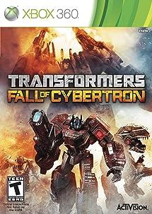 Transformers: Fall of Cybertron - Xbox 360     - Amazon com